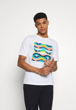 Penfield - SANDTOFT  - Print T-shirt - white