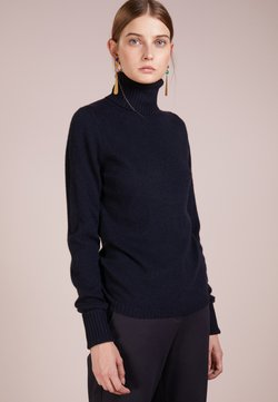 FTC Cashmere - ROLLNECK - Strickpullover - midnight