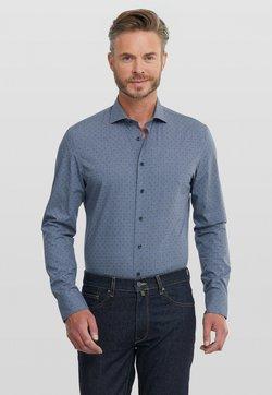 Van Gils - Overhemd - navy