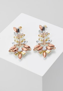 Pieces - PCCHANDELIER EARRINGS - Earrings - silver-coloured
