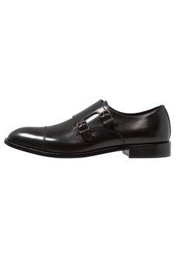 Geox - SAYMORE - Mocassini eleganti - black