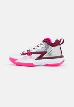 Jordan - ZION 1 UNISEX - Indoorskor - dark beetroot/metallic red bronze/sweet beet/sesame/pink blast/grey fog