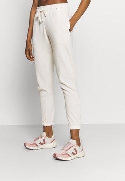 Cotton On Body - LIFESTYLE GYM TRACK PANTS - Trainingsbroek - buttermilk