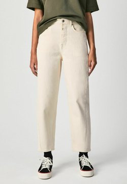 Pepe Jeans - ADDISON - Jean droit - beige