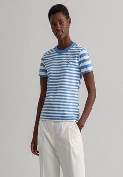 GANT - T-Shirt print -  blue