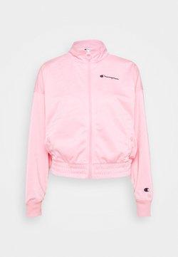Champion Rochester - FULL ZIP - Bombejakke - pink
