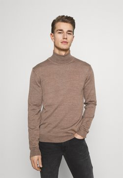 Casual Friday - KONRAD  - Strickpullover - pine bark melange