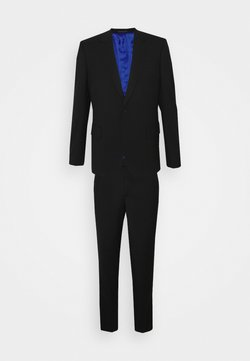 Paul Smith - TAILORED FIT BUTTON SUIT SET - Completo - black