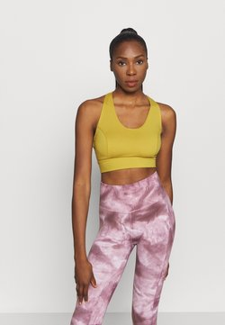 Free People - LIGHT SYNERGY CROP - Sujetador deportivo - sand