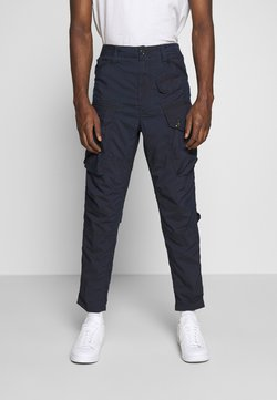 G-Star - JUNGLE RELAXED TAPERED PANT - Cargo trousers - indigo star