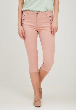 Fransa - Shorts - misty rose