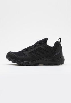 adidas Performance - TERREX AGRAVIC - Zapatillas de trail running - core black/grey five