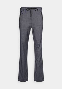 Replay - PANTS - Stoffhose - blue-grey