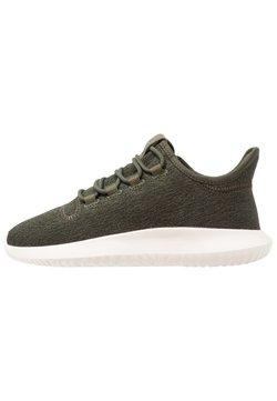 adidas Originals - TUBULAR SHADOW - Sneaker low - night cargo/offwhite