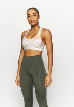 Cotton On Body - STRAPPY SPORTS CROP - Sujetador deportivo - tropicool multi
