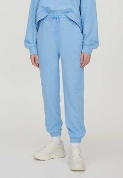 PULL&BEAR - Jogginghose - blue