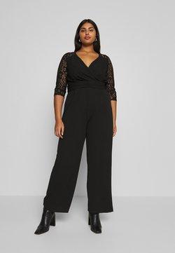 City Chic - Jumpsuit - black