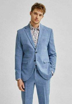 Selected Homme - Veste de costume - light blue