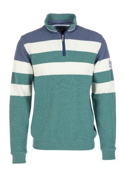 hajo Polo & Sportswear - Strickpullover - dunkelgrã¼n