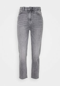 ONLY - ONLEMILY LIFE - Straight leg jeans - grey denim