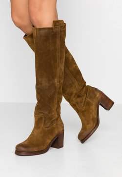 Shabbies Amsterdam - Stiefel - brown
