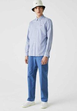 Lacoste - Hemd - blanc / bleu