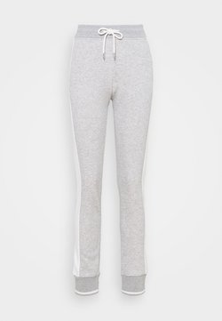 GANT - PANTS - Jogginghose - light grey melange