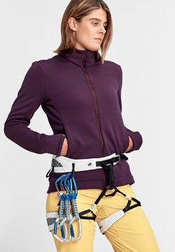 Mammut - ACONCAGUA - Fleecejacke - blackberry