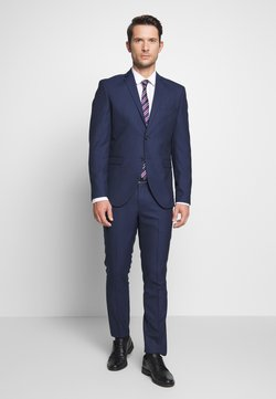 Selected Homme - SLHSLIM MYLOHOLT NAVY SUIT  - Garnitur - navy