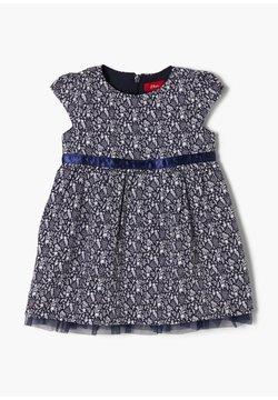 s.Oliver - Korte jurk - blue