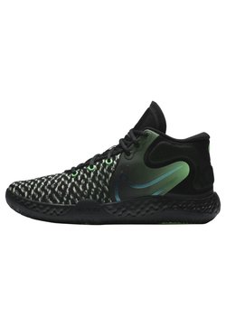 Nike Performance - KD TREY 5 VIII  - Chaussures de basket - black/illusion green/racer blue/clear
