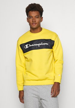 Champion - CREWNECK - Collegepaita - yellow