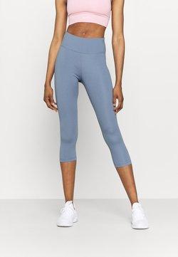 Nike Performance - ONE - 3/4 Sporthose - ashen slate/white