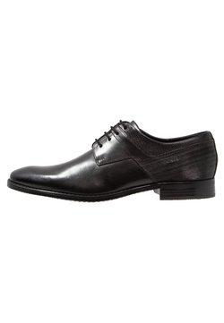 Bugatti - RINALDO - Business-Schnürer - black