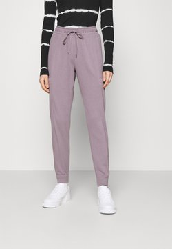 Nike Sportswear - AIR PANT - Jogginghose - purple smoke/white