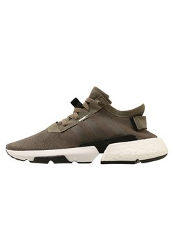 adidas Originals - Matalavartiset tennarit - tracor cargo/black