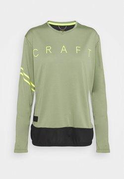 Craft - CORE OFFROAD - Langarmshirt - black