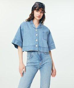 Twist - Camisa - blue