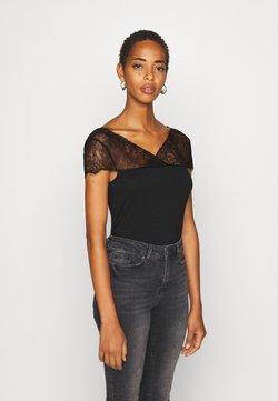 Anna Field Tall - T-Shirt print - black
