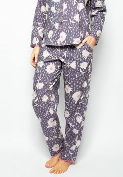 Cyberjammies - Pyjamabroek - grey floral