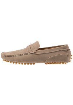 Pier One - UNISEX - Moccasins - taupe