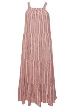 Superdry - Freizeitkleid - pink stripe