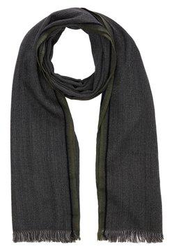s.Oliver - Schal - black stripes