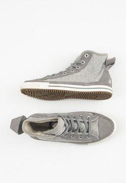Converse - Sneakersy wysokie - gray