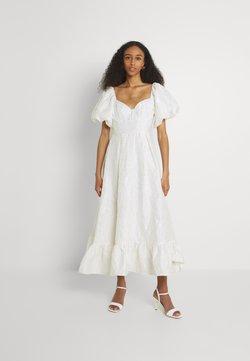 Sister Jane - HANDWRITTEN DRESS - Abito da sera - ivory
