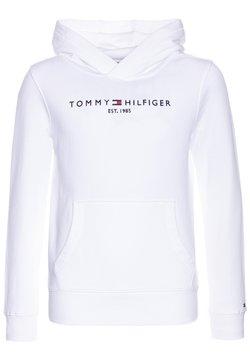Tommy Hilfiger - ESSENTIAL HOODIE - Kapuzenpullover - white