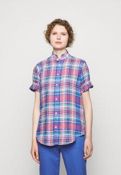 Polo Ralph Lauren - PLAID - Hemdbluse - pink/blue