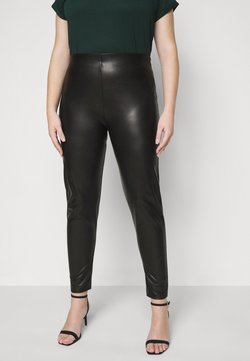 Dorothy Perkins Curve - CURVE  - Leggings - Hosen - black