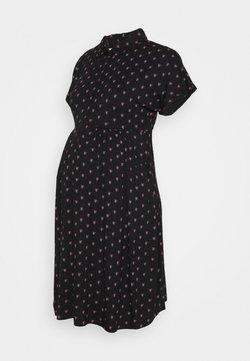 JoJo Maman Bébé - BUD DRESS - Jerseykleid - black