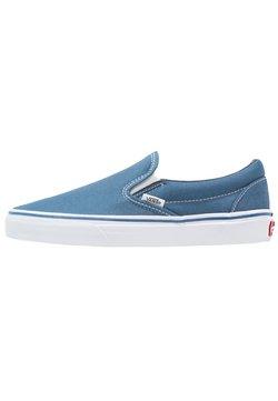 Vans - CLASSIC SLIP-ON - Scarpe senza lacci - navy